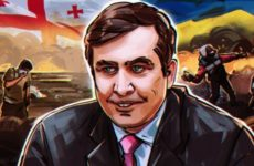 Саакашвили назвал условие для возвращения в Грузию