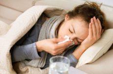 Одновременное заболевание гриппом и COVID-19 может привести к осложнениям