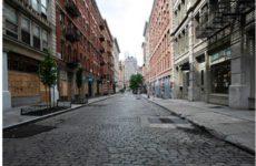 В Нью-Йорке опустели тысячи квартир