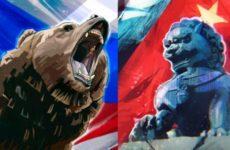 В США опасаются укрепления российско-китайских отношений