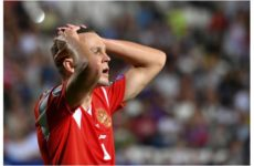 «Валенсия» решила избавиться от Черышева