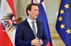 Курц заявил о разногласиях Австрии и Украины по «Северному потоку — 2»