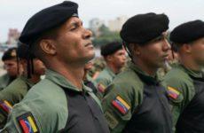 Венесуэльские военные сбили американский самолет