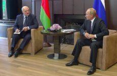 Лукашенко попросил у России некоторые виды вооружения