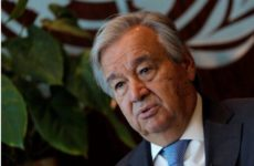 Генсек ООН рассказал о «выходящей из-под контроля» пандемии коронавируса