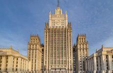 Захарова осудила планы Евросоюза ввести санкции против Белоруссии