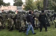 Беларусь: в сеть слили личные данные силовиков