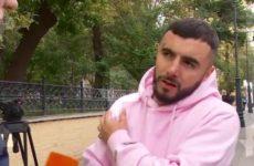 Рэпера Эллея задержали после аварии в Москве