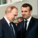 Le Monde раскрыла содержание разговора Путина и Макрона о Навальном