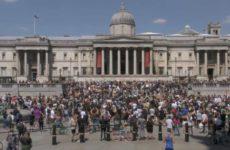 Тысячи британцев вышли на митинг против введения карантина