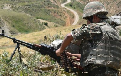 Ереван проинформировал ОБСЕ о ситуации в Нагорном Карабахе