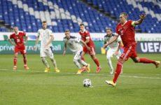 Русские «танки» на футбольном поле: Дзюба, Соболев, Луценко