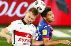 ЦСКА— Спартак: Хороший футбол, привычные скандалы