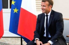 Макрон заявил, что Европа должна сама строить отношения с Россией