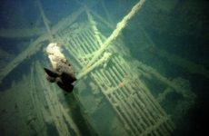 Польские водолазы нашли пароход, в трюме которого может быть Янтарная комната