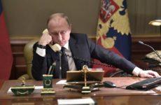 Путин и Пашинян выразили озабоченность в связи с сообщениями о боевиках в Карабахе