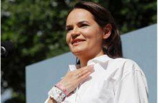 Тихановская объяснила желание встретиться с Путиным