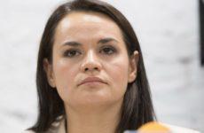 Тихановская заявила, что белорусская оппозиция не контролируется из Европы и России