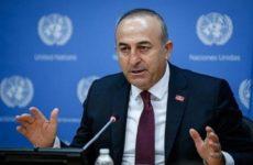 Чавушоглу: Турция поддержит Азербайджан на поле боя
