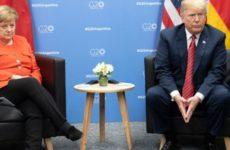Трамп рассказал, как Меркель ответила ему на критику по СП-2
