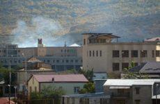 Несколько взрывов прогремели в Степанакерте