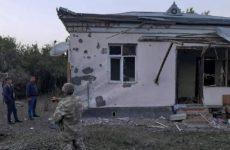 В Ереване обвинили Азербайджан в обстреле населенного пункта в Карабахе