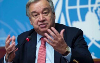 В ООН осудили атаки на населенные пункты в рамках конфликта в Нагорном Карабахе