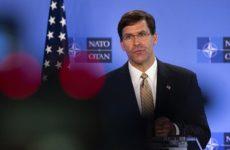 Глава Пентагона заявил о необходимости агрессивно конкурировать с Россией