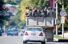 Российское дзюдо в Нагорном Карабахе