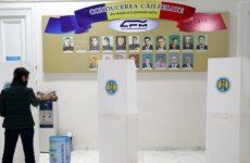 В Молдавии выбирают президента