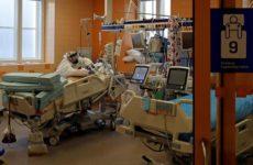 Чехия стала лидером по числу смертей от COVID-19 на 100 тыс. жителей