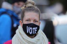 Вашингтон баррикадируется накануне выборов президента США
