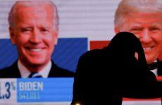 Предварительные результаты президентских выборов в США