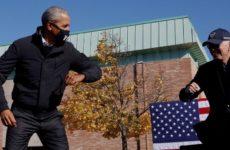 Бывшие президенты США поздравили Байдена с победой