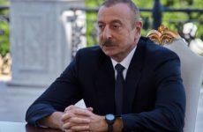 Алиев извинился перед Путиным за сбитый Ми-24