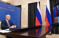 Путин сообщил о принятии пакета документов БРИКС