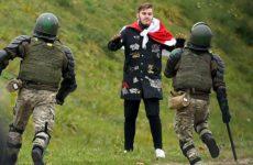 Тихановская будет добиваться приравнивания белорусских силовиков к террористам