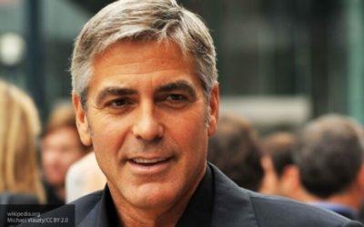 Джордж Клуни объяснил решение раздать 14 миллионов долларов друзьям