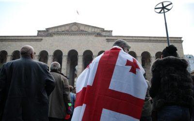 Правящая партия Грузии побеждает во втором туре выборов