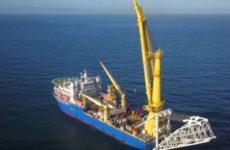 Потенциальный трубоукладчик Nord Stream 2 покинул немецкий порт Мукран