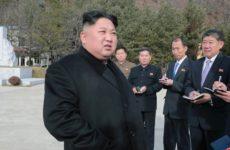 Bloomberg: Ким Чен Ын, похоже, начнёт разговор с Байденом на языке ракет