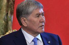 Приговор в отношении экс-президента Атамбаева отменен