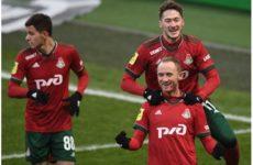 «Локомотив» в большинстве обыграл «Рубин» в матче РПЛ