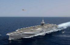 Forbes: французский авианосец будущего превзойдёт конкурентов размерами и катапультой