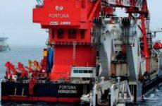 Строящее «Северный поток — 2» судно вновь сменило собственника