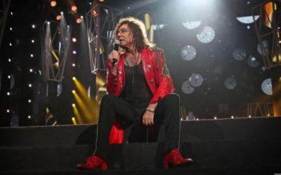 Выступление Леонтьева на новогоднем шоу сорвал пьяный мужчина