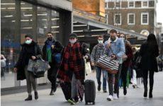 В Великобритании назвали период появления нового типа коронавируса
