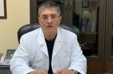 Доктор Мясников рассказал, можно ли повторно заразиться COVID-19