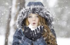 Зимний аксессуар помогает защититься от коронавируса