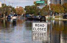 Оценены катастрофические последствия от изменения климата
